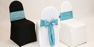 Rent Chair Covers and Sashes