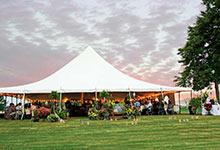 Custom tent manufacturer