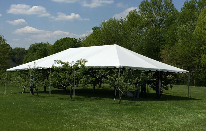 Rent a Frame Tent || ARISE Tents + Events