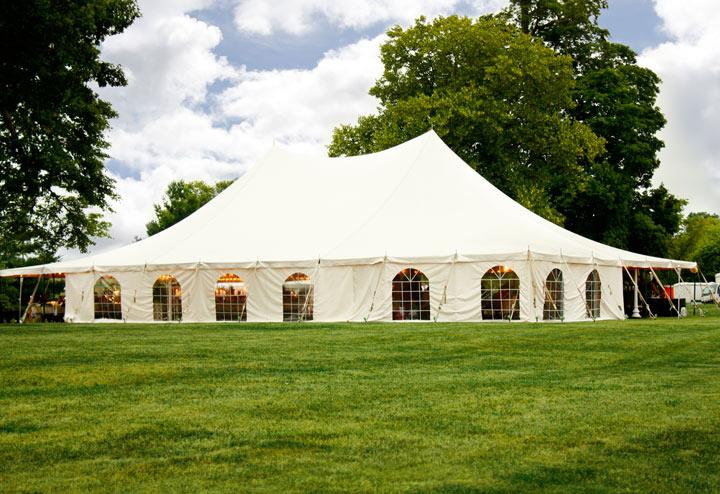 Rent a High Peak Tent || ARISE Tents + Events