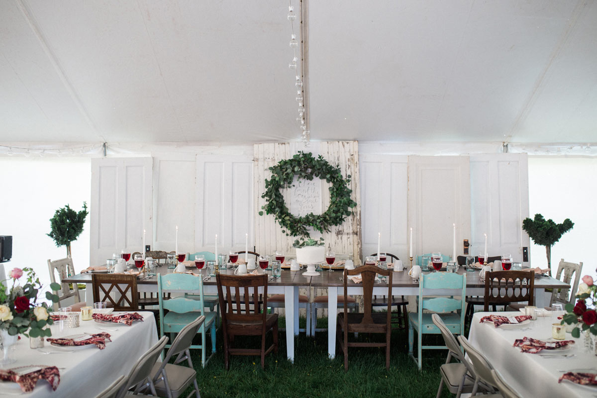Arise Tents + Events